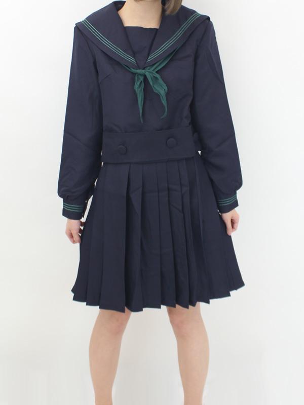 大阪樟蔭(しょういん)中学校・高等学校冬制服(レプリカ)